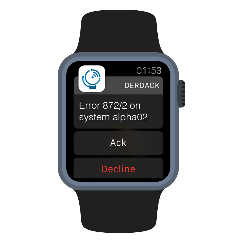 applewatch EnterpriseAlert