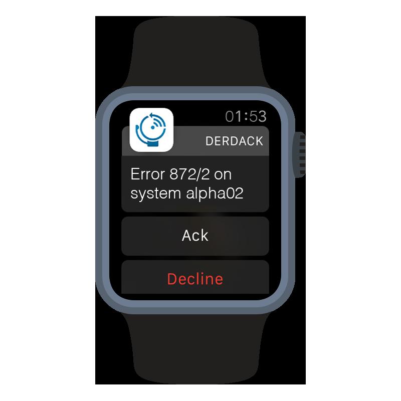 applewatch EnterpriseAlert