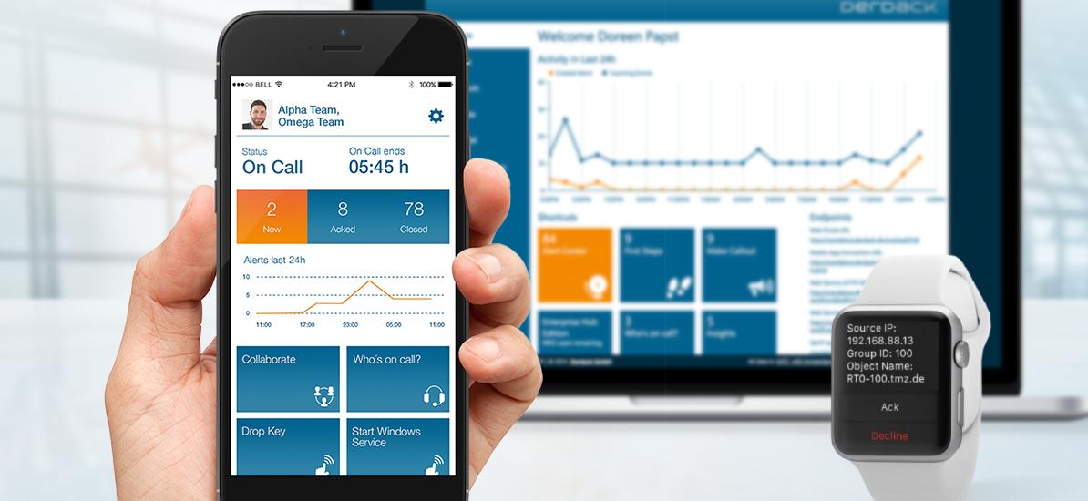 Mobile Alarmierung für BMC Remedy und TrueSight