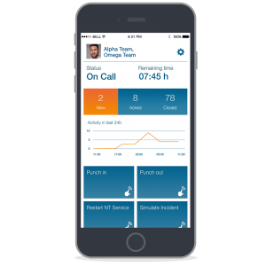 IT-Alarmierung per mobiler App