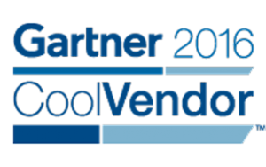 Gartner Cool Vendor 2016