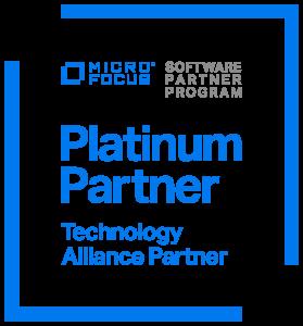 Microfocus Partner Program - Technology Alliance Platinum