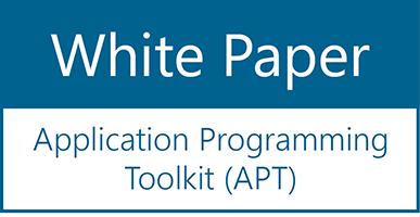 White Paper  – Application Programming Toolkit