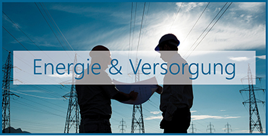 Lösungsbeschreibung  – Energy & Versorgung