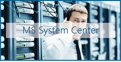 Lösungsbeschreibung – Microsoft System Center