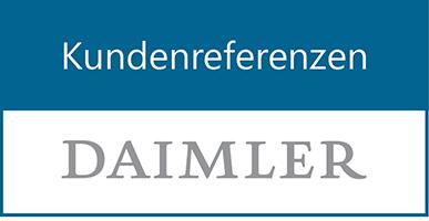 Kundenreferenzen: Daimler AG Germany