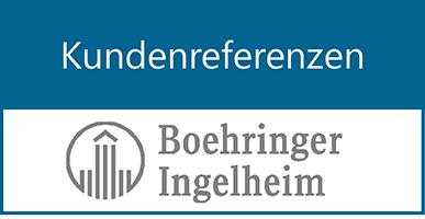 Kundenreferenzen: Boehringer Ingelheim, NL