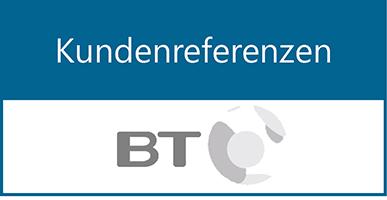 Kundenreferenzen: BT Global Services, Benelux