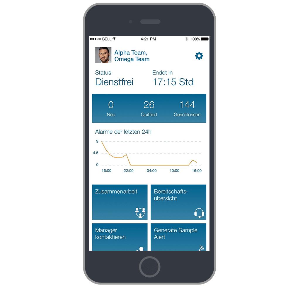 mobile_offduty Derdack