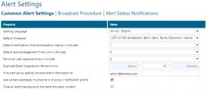 Bekommen Sie Ereignisinformationen, wenn keine Alarmierungsrichtlinien ausgelöst werden
