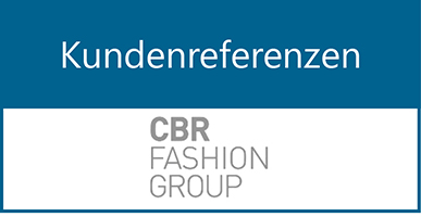 Kundenreferenzen: CBR Fashion Group