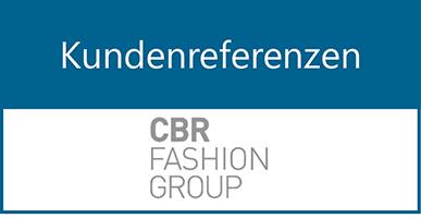 Kundenreferenzen: CBR Fashion Group