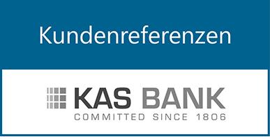 Kundenreferenzen: KAS BANK N.V. – Niederlande