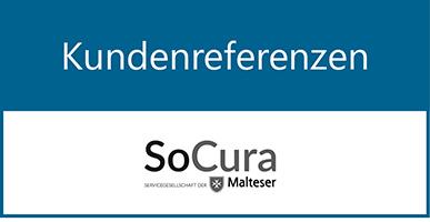 Kundenreferenzen: SoCura GmbH