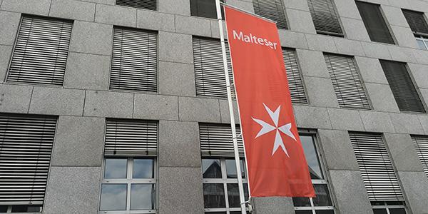 Alarmierung der Rufbereitschaft bei der Socura GmbH (Malteser)