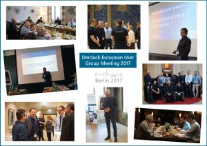 European User Group Meeting 2017