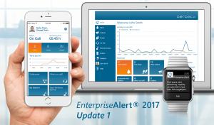 Enterprise Alert Update 1