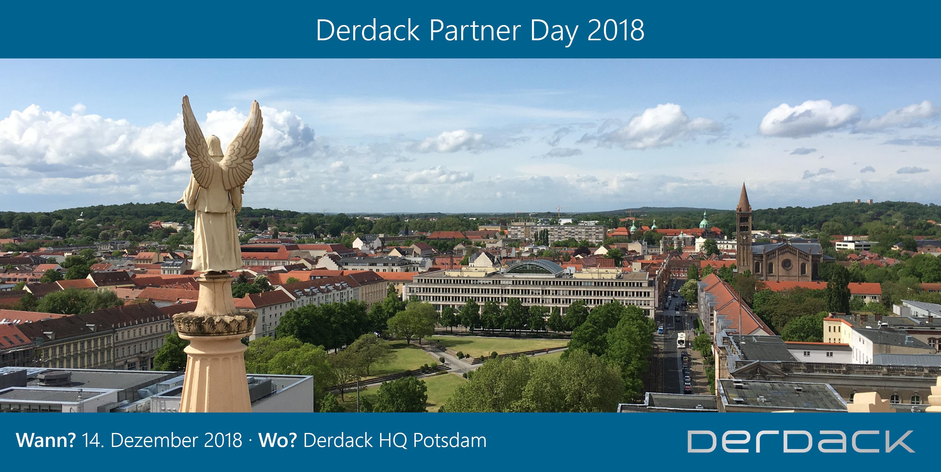 Derdack Partner Day 2018