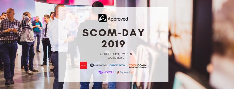 SCOM-Day 2019