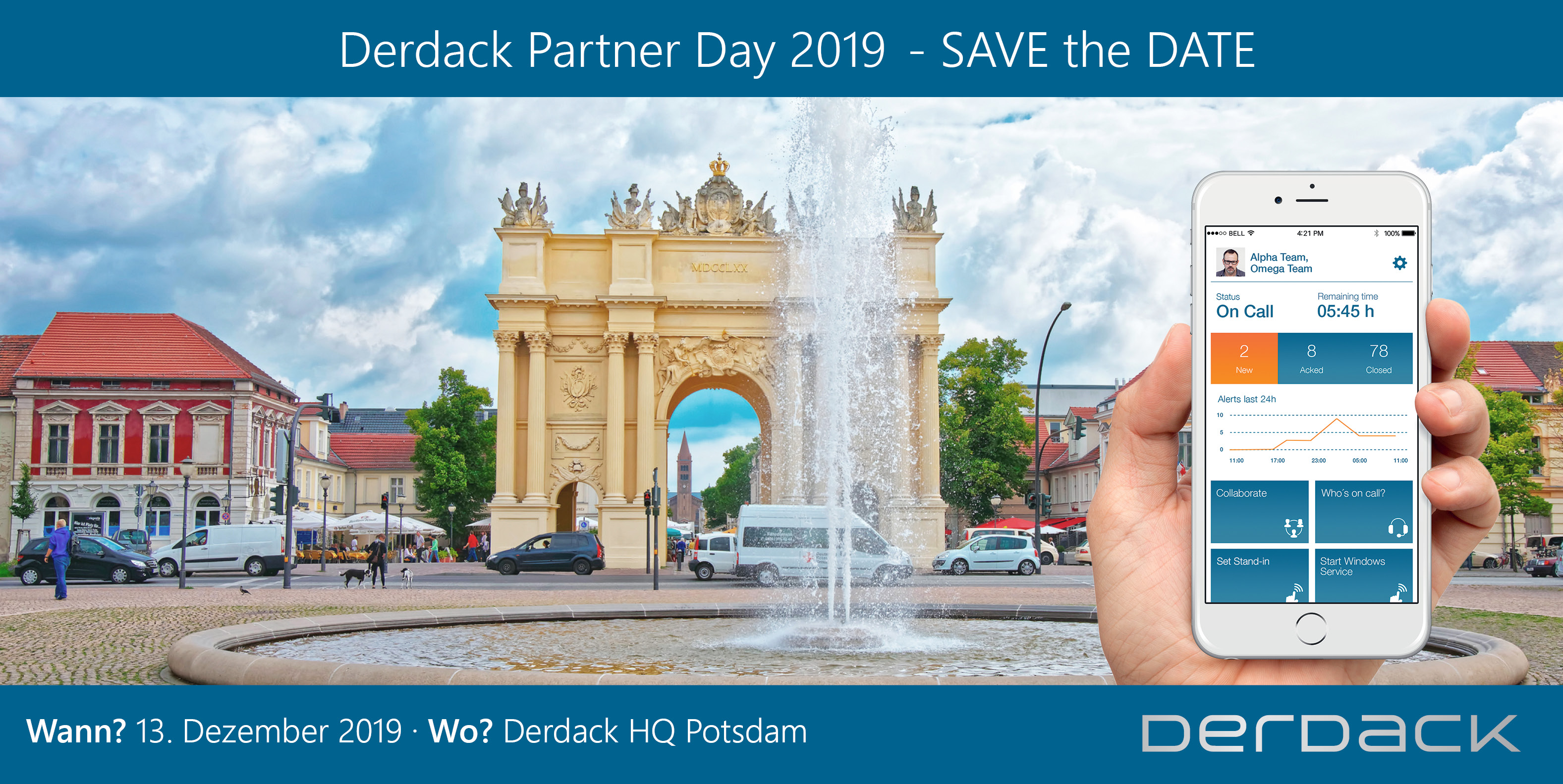 Derdack Partner Day 2019