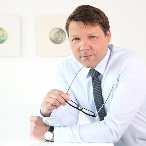 Matthes Derdack - Group CEO Derdack, Chairman Derdack Corp.