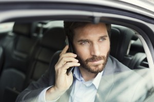 Men in a car - IT Managed Services