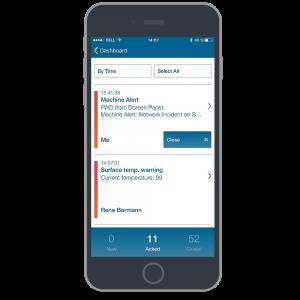 SCOM Alert Notifications via mobile app