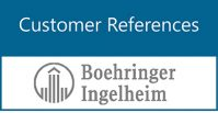 Customer References: Boehringer Ingelheim, NL