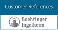 Customer References: Boehringer Ingelheim, NL