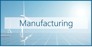 Solution Brief  – Manufacturing