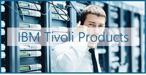 Solution Brief  – IBM Tivoli Products