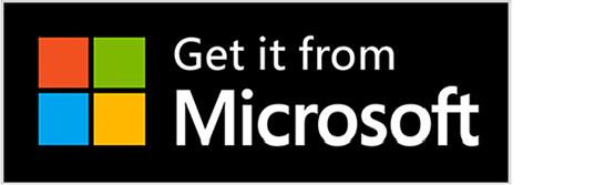 Microsoft Store Badget - Derdack