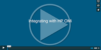 Integrating with HP OMi