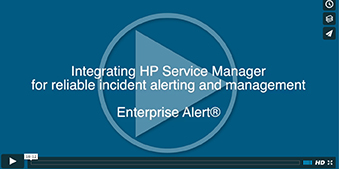 Integrating HP Service Manager