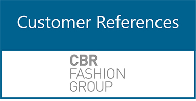 Customer References: CBR Fashion Group