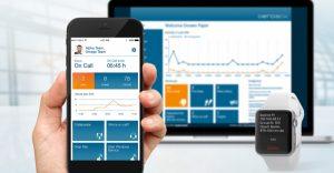 Enterprise Alert 2016 App, Desktop and AppleWatch