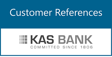 Customer References: KAS BANK N.V.
