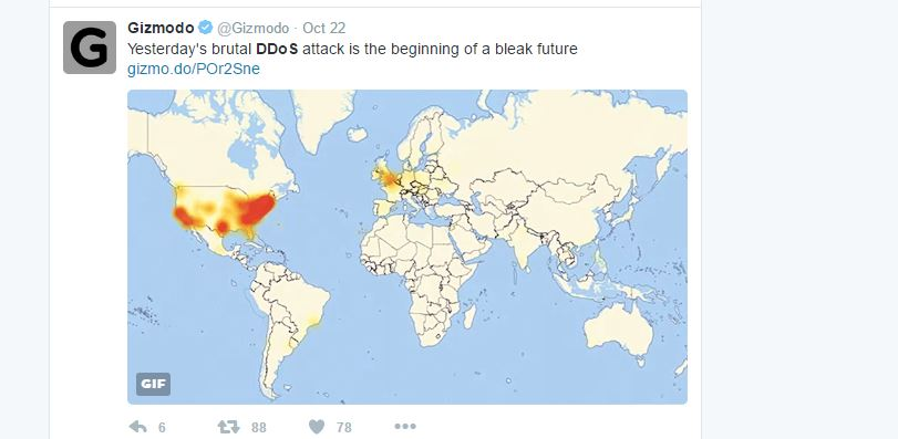DynDNS DDoS – review resilience of your critical notification system during cloud-outages