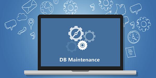 Database Maintenance in Enterprise Alert