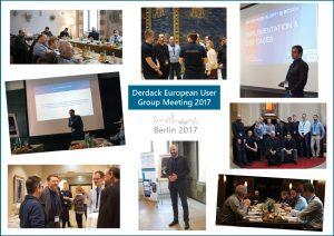 European User Group Meeting 2017