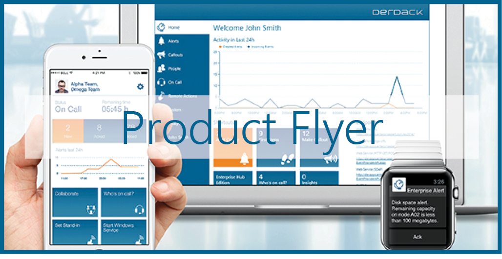 Enterprise Alert: Product Flyer