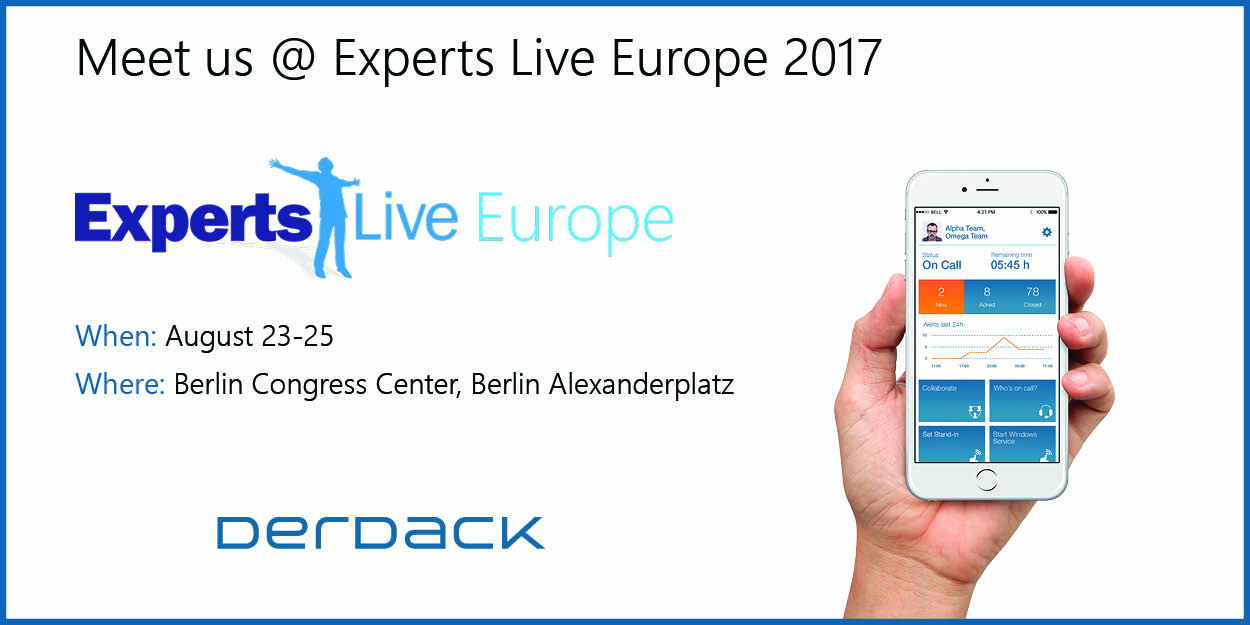 Experts Live Europe 2017