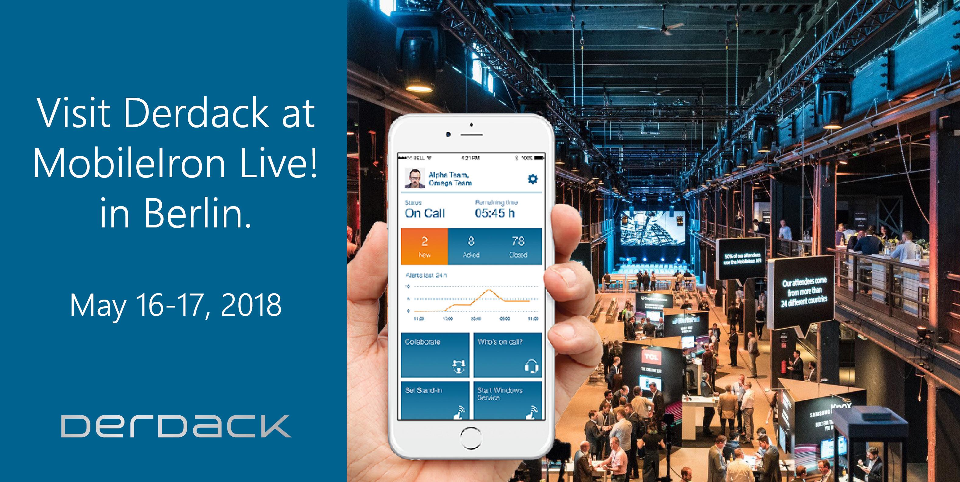 MobileIron Live! 2018