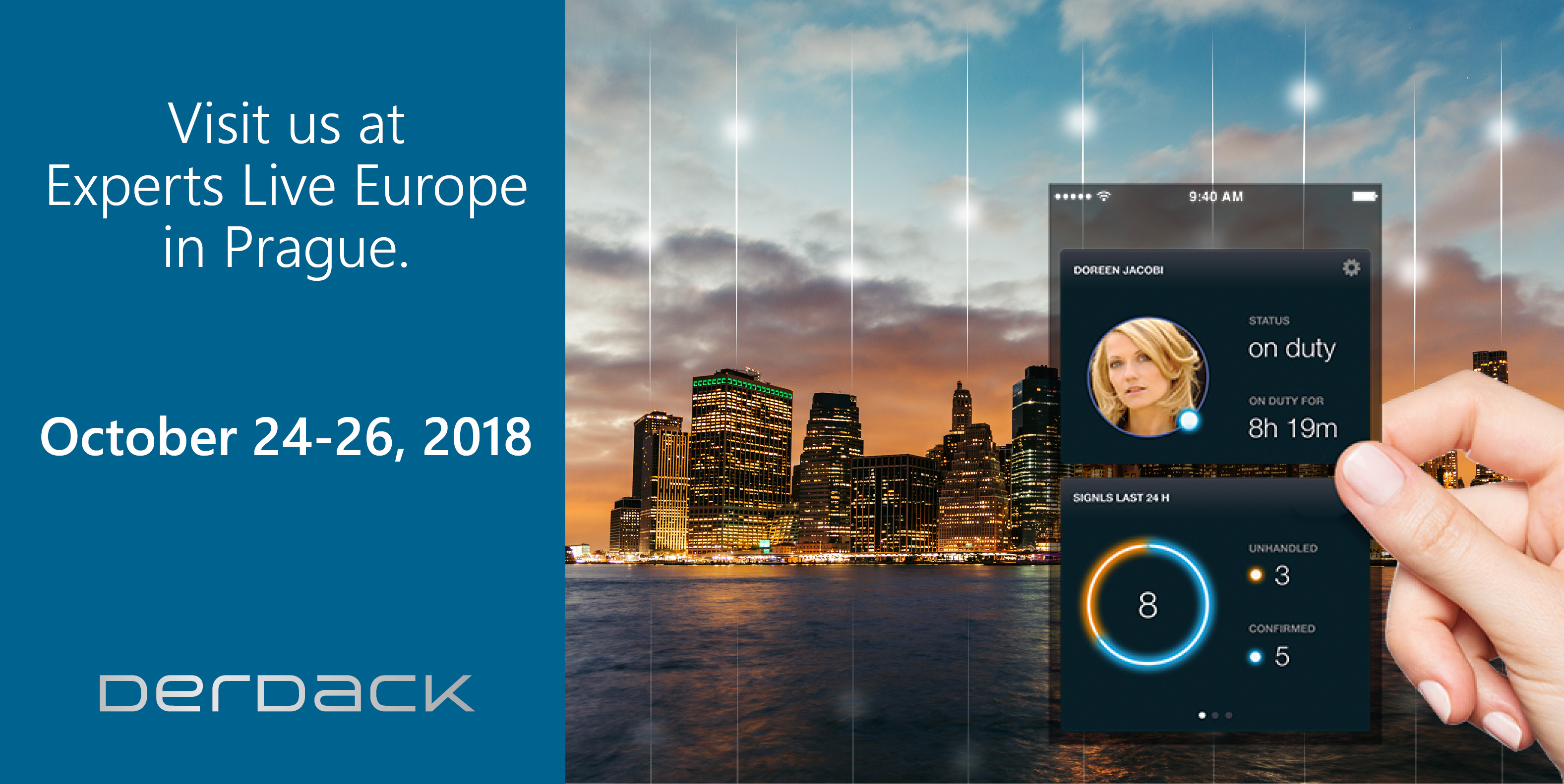 Experts Live Europe 2018