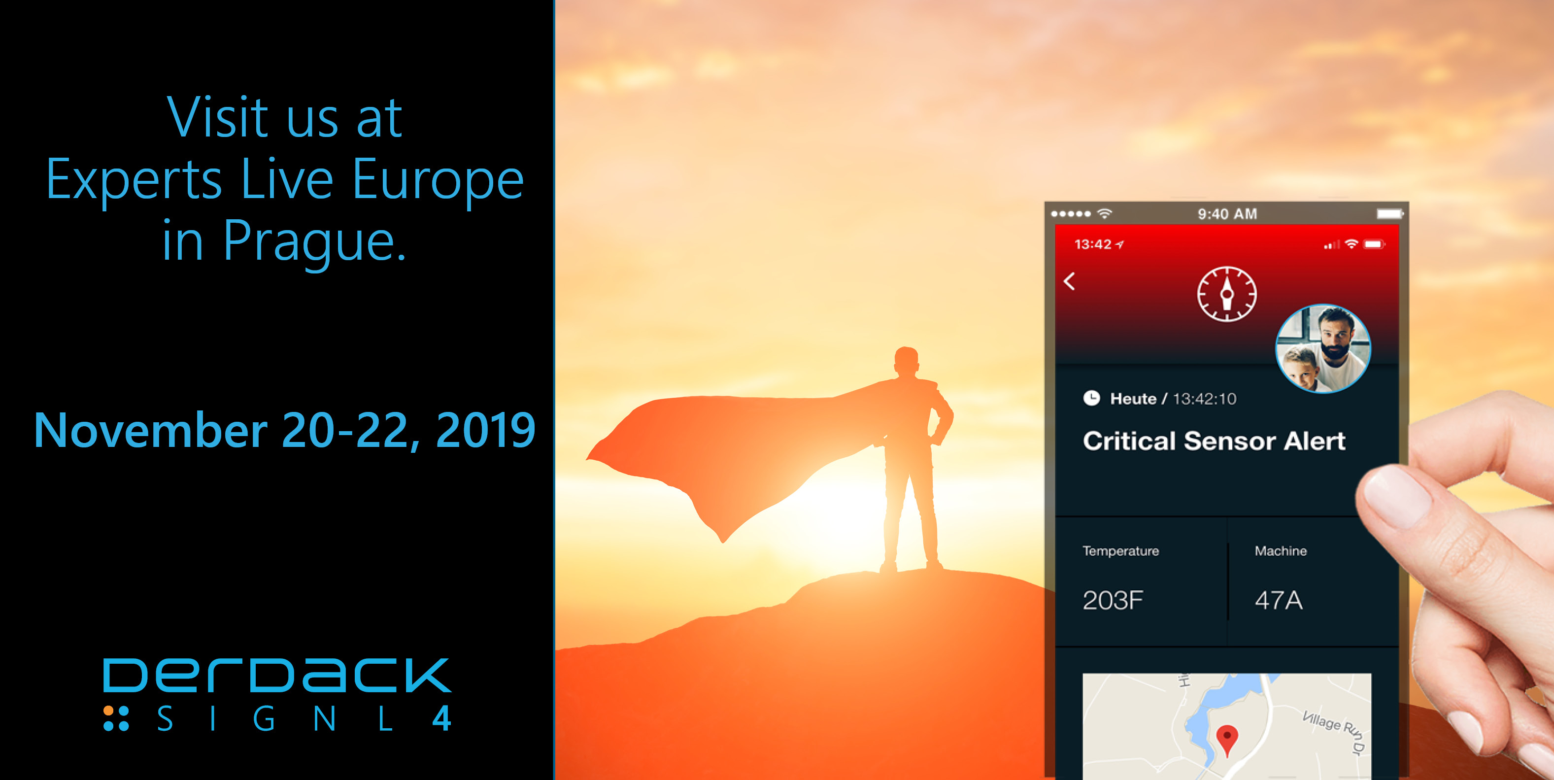 Experts Live Europe 2019